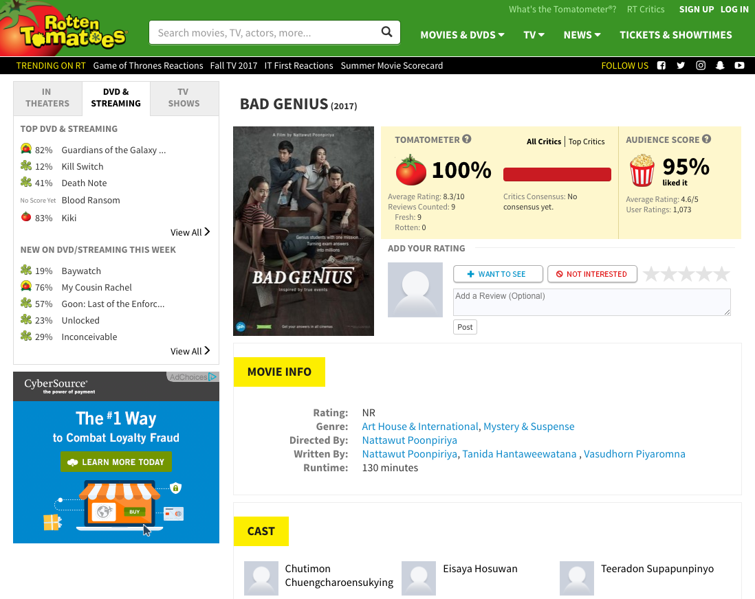 Image from Rotten Tomatoes