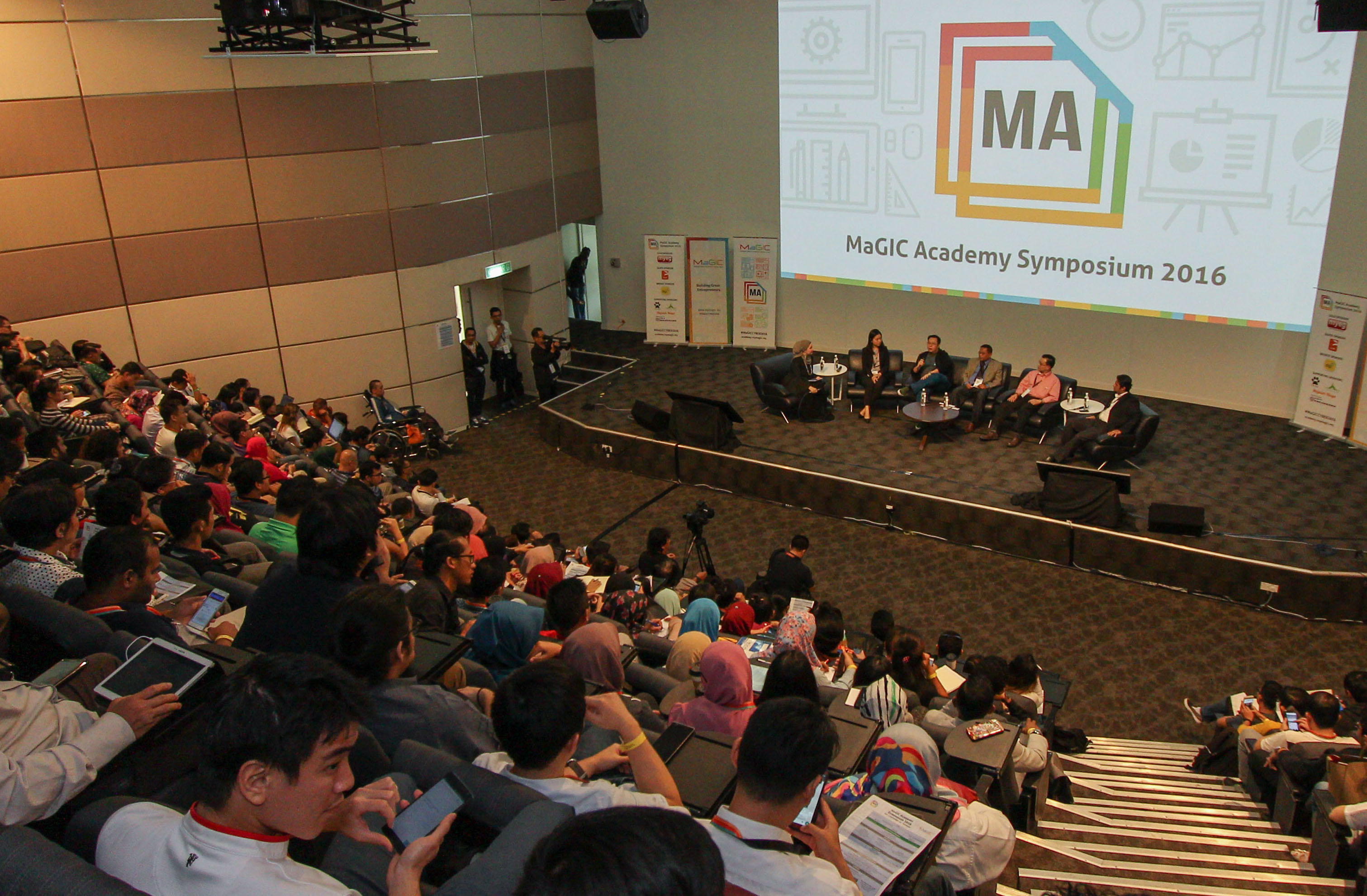 MA2016 attracted over 3,300 attendees!