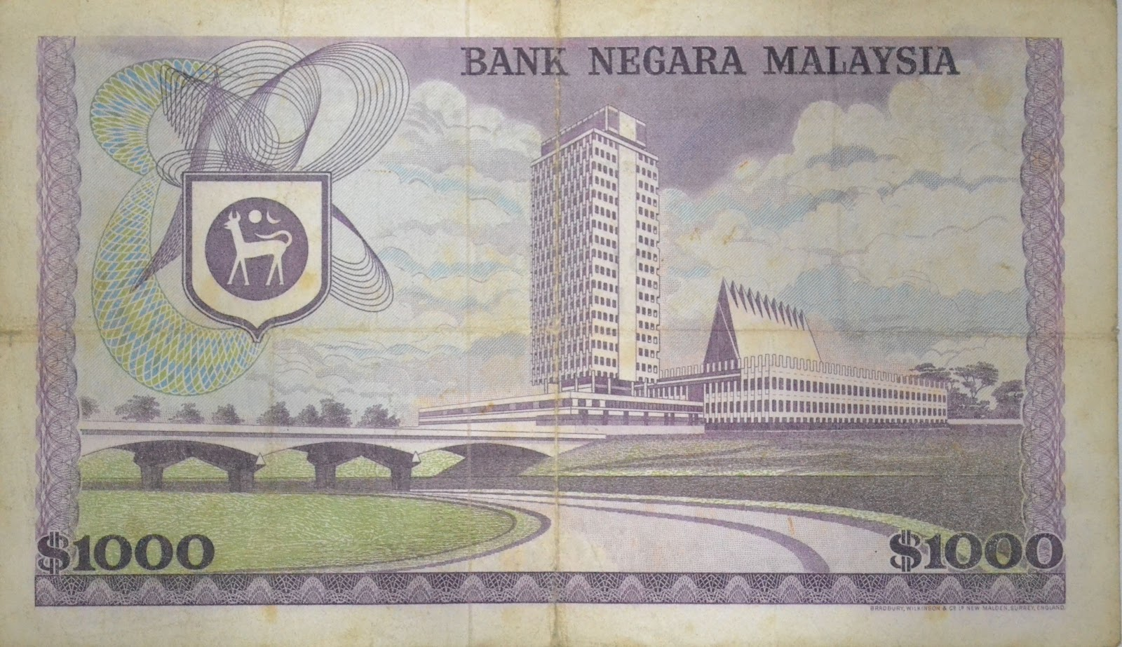 Photos how malaysian banknotes have changed over the years image via sharuddin58 buycottarizona Image collections