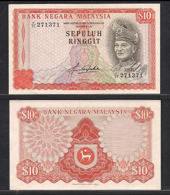 PHOTOS] How Malaysian Banknotes Have Changed Over The Years