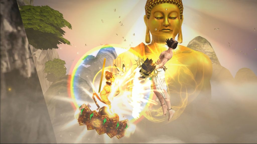 Image from Fight of Gods/Steam