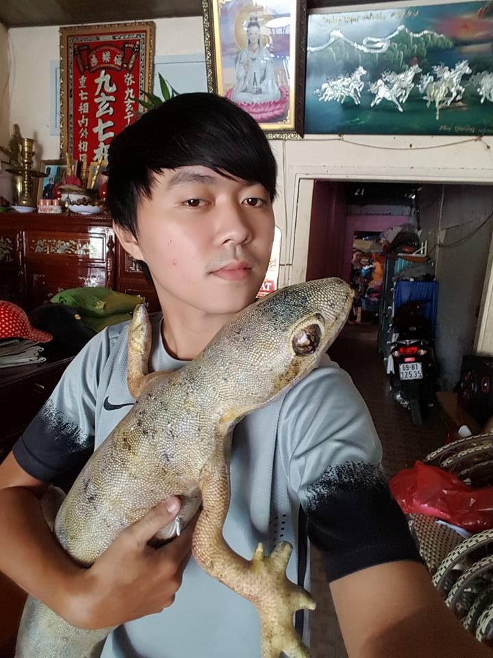 Image from Lê Vinh Sang/Facebook
