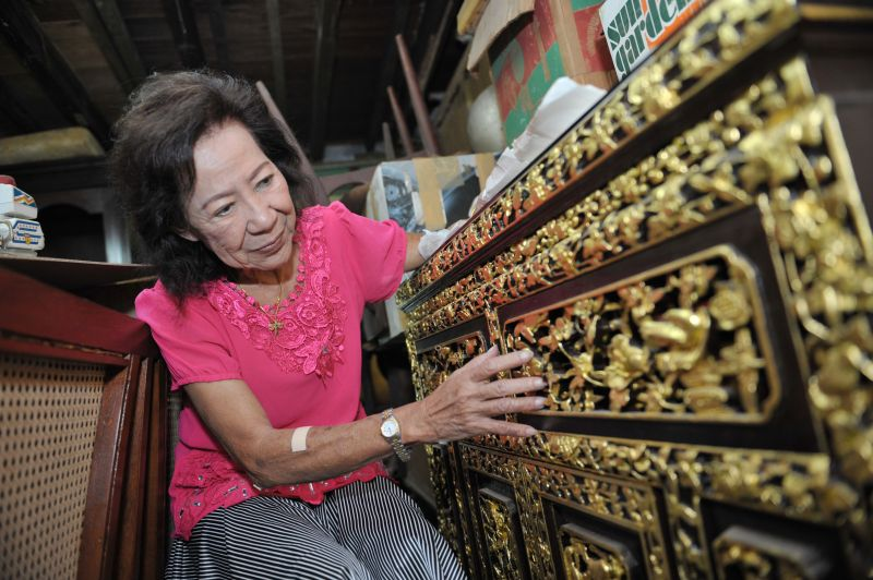 Yuen Siew Lan learned the trade when she was only 12.
