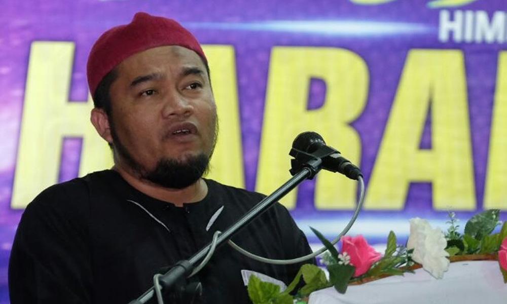 Dr Riduan Mohd Nor.