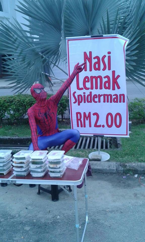 Image from Abe Spider