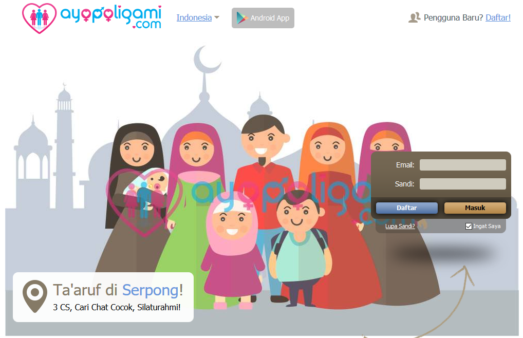 Image from AyoPoligami