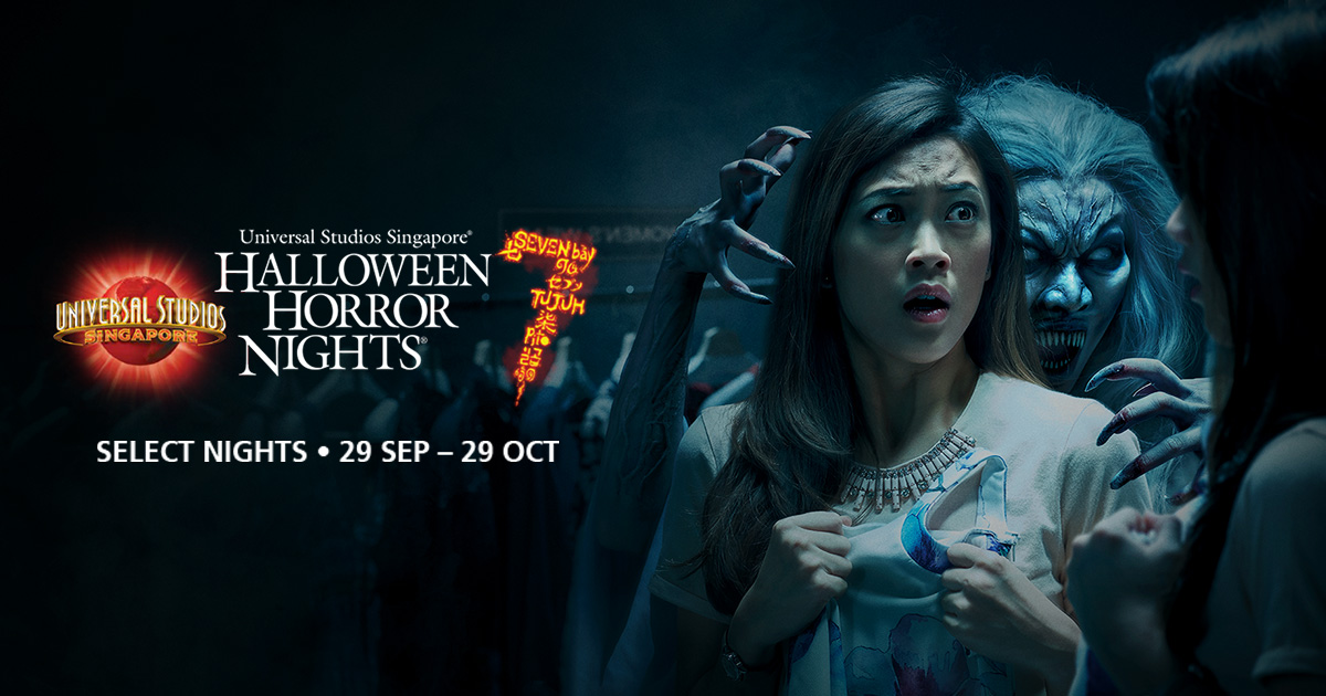 Image from Halloween Horror Nights 7