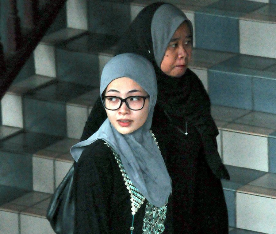 Nur Farahanis Ezatty Adli was slapped with a RM70,000 fine on 29 September.