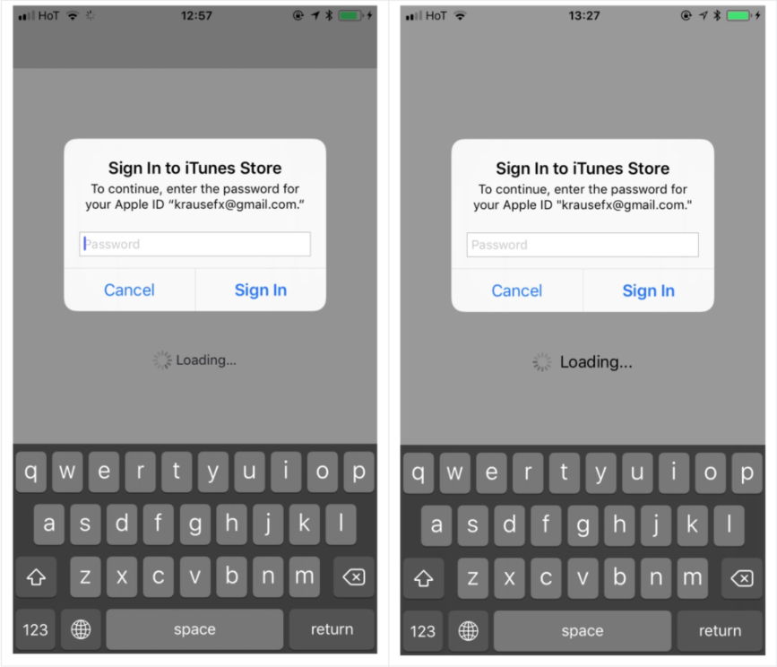 Watch Out For Fake iOS Login Popups That Trick You Into