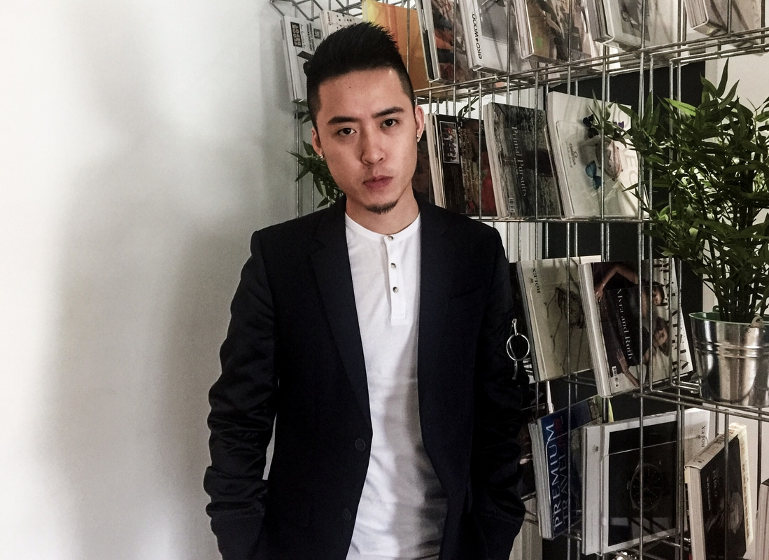 Tealive's Founder and LOOB CEO, Bryan Loo