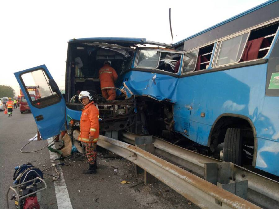 Eight Women Dead And 33 More Injured In A Fatal Bus Crash In