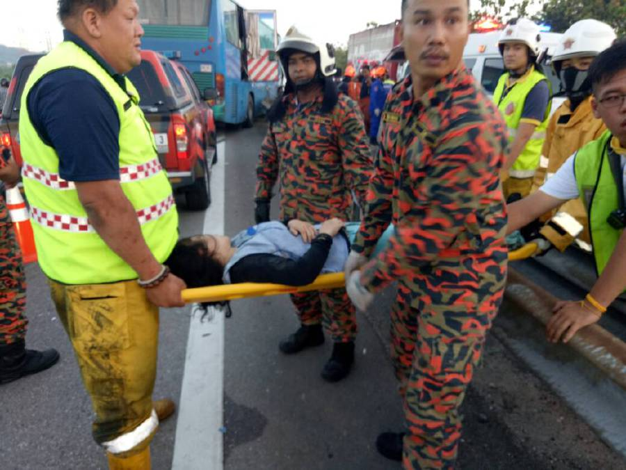 Image from Fire and Rescue Department/NST