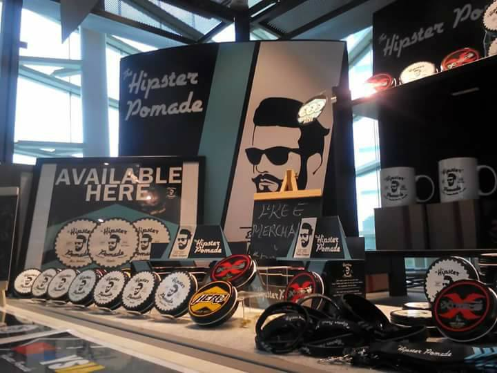 Image from Hipster Pomade
