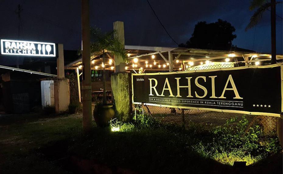 Image from RAHSIA Kitchen