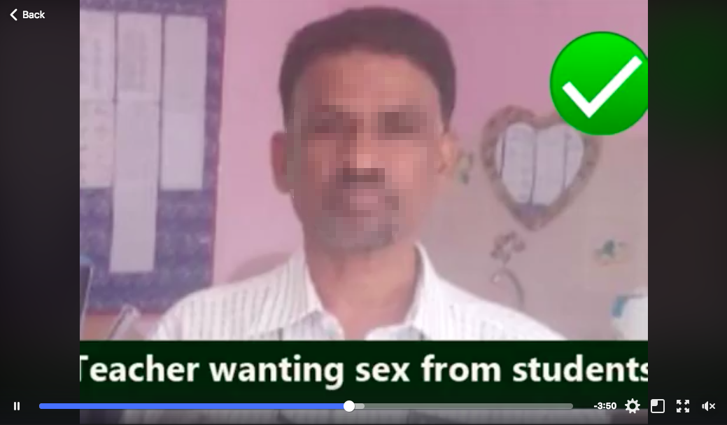 MIC Leader Exposed As Sex Predator  Here's How Politicians