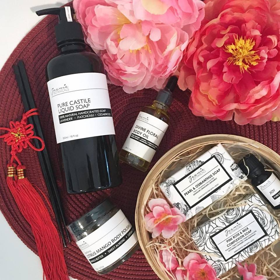 Image from Jeanie Botanicals