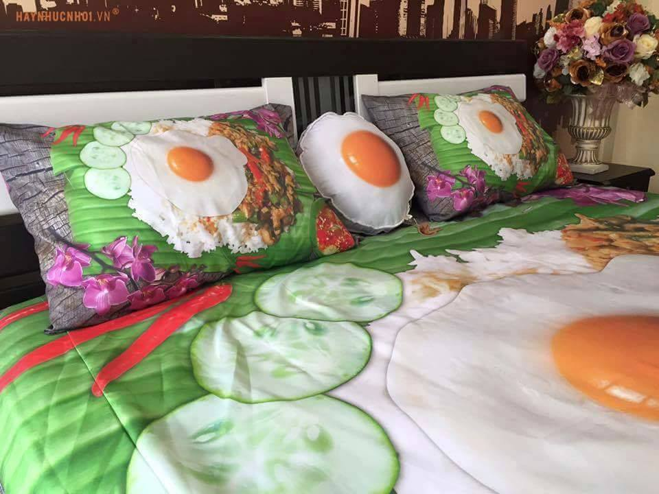 Check Out These Delicious Food Inspired Pillows And Sheets That Got