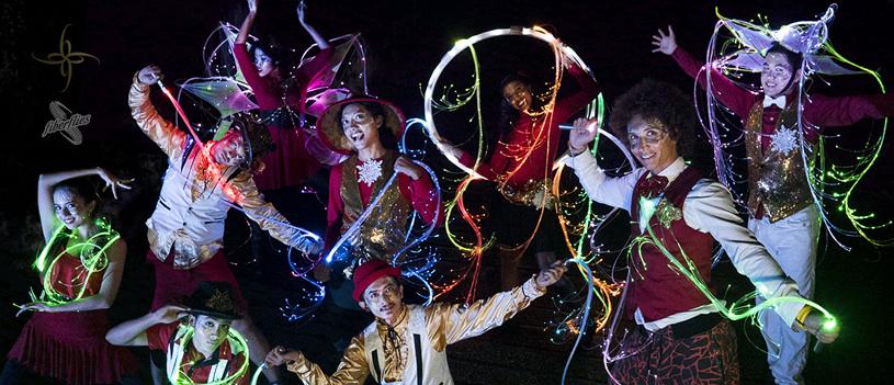Poi Dancers