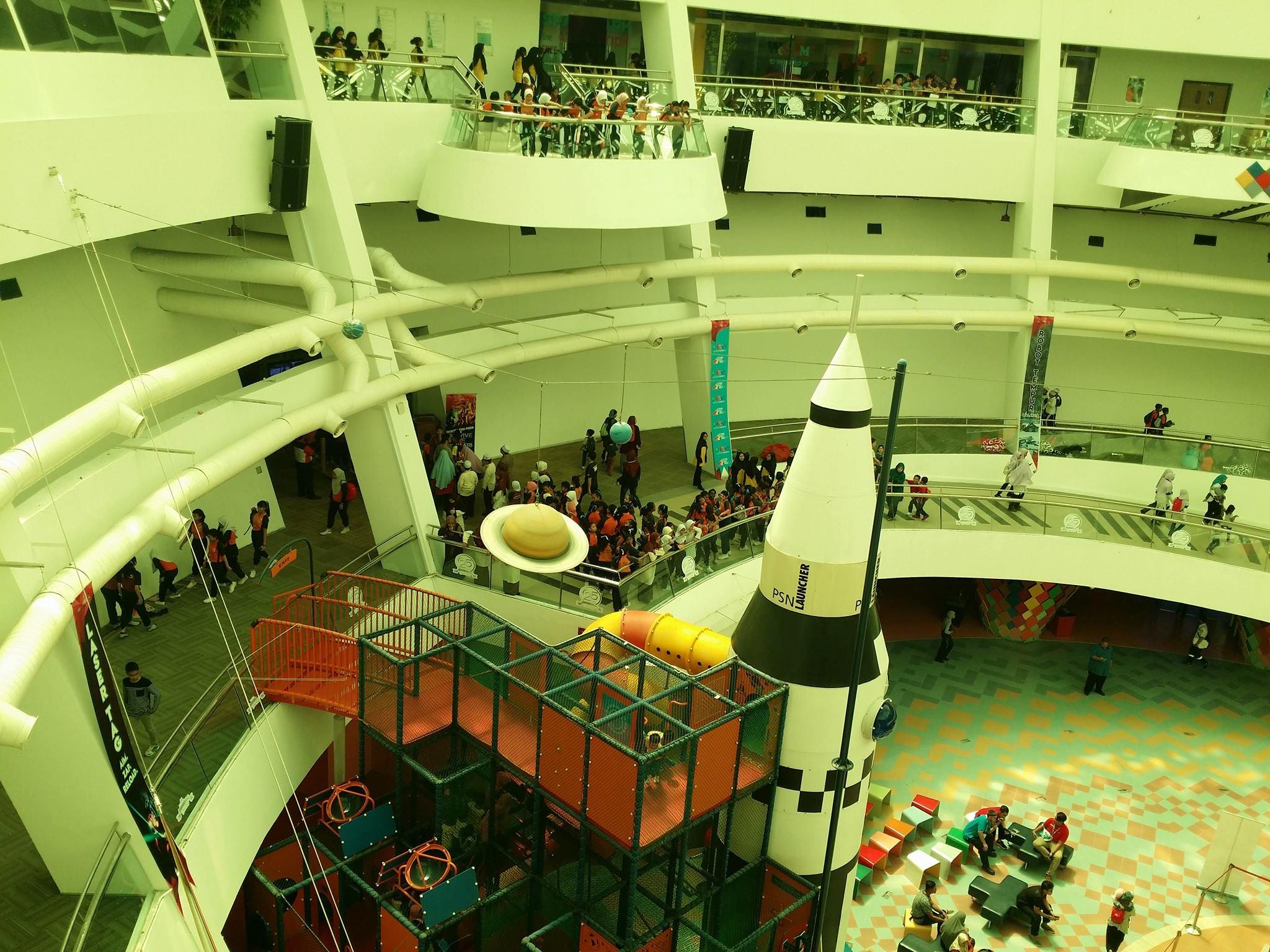Image from Pusat Sains Negara Kuala Lumpur