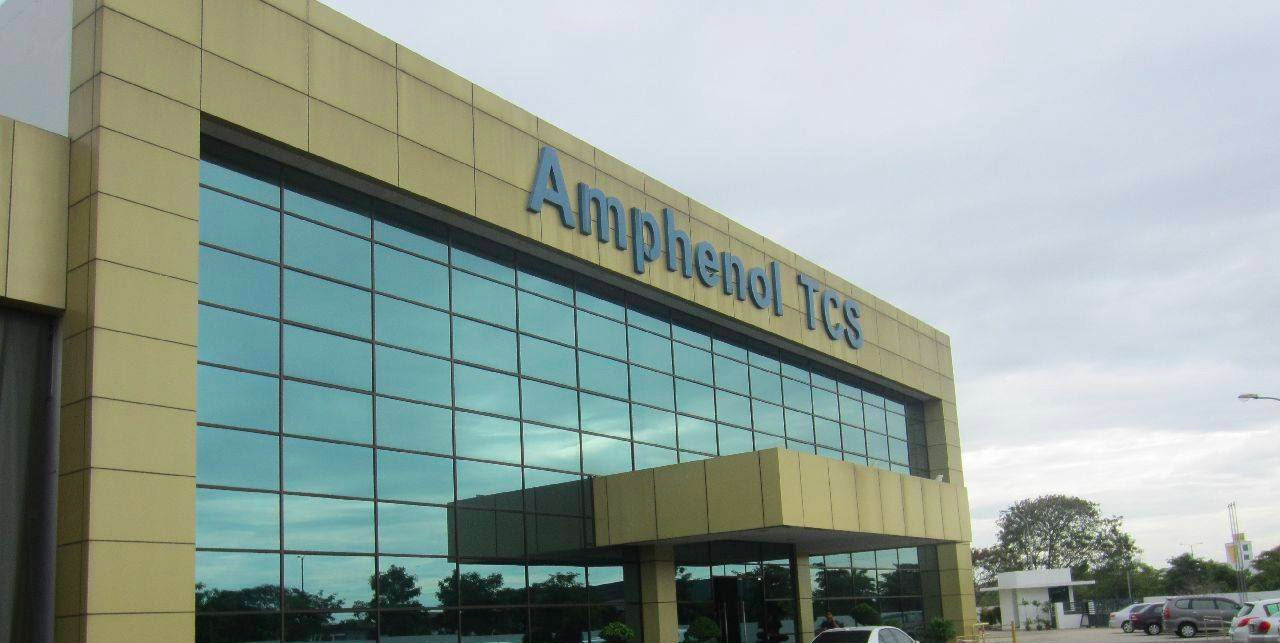 Amphenol TCS, one of the many foreign companies that has moved its operations out of the country.