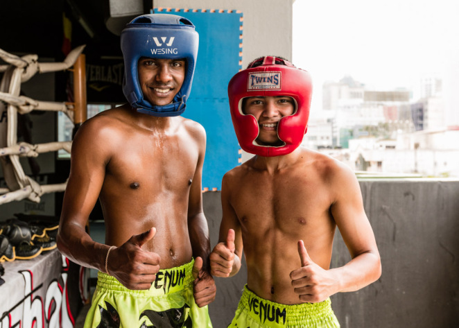 Image from Maureen Jafrey/Discover Muay Thai
