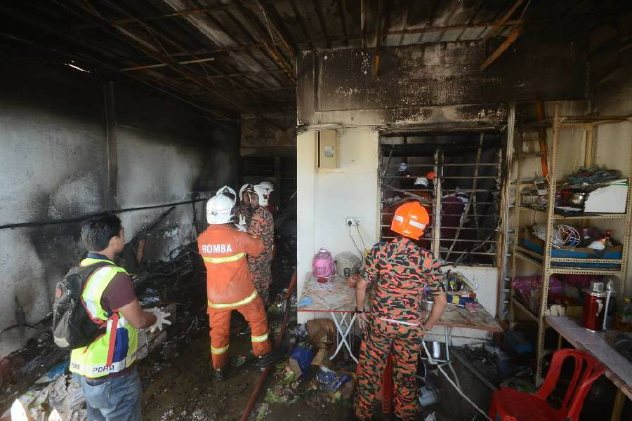 4 facts to know about the house fire that killed penang for Facts about house fires