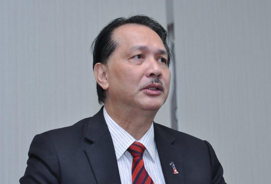 Health Director-General Datuk Dr Noor Hisham Abdullah