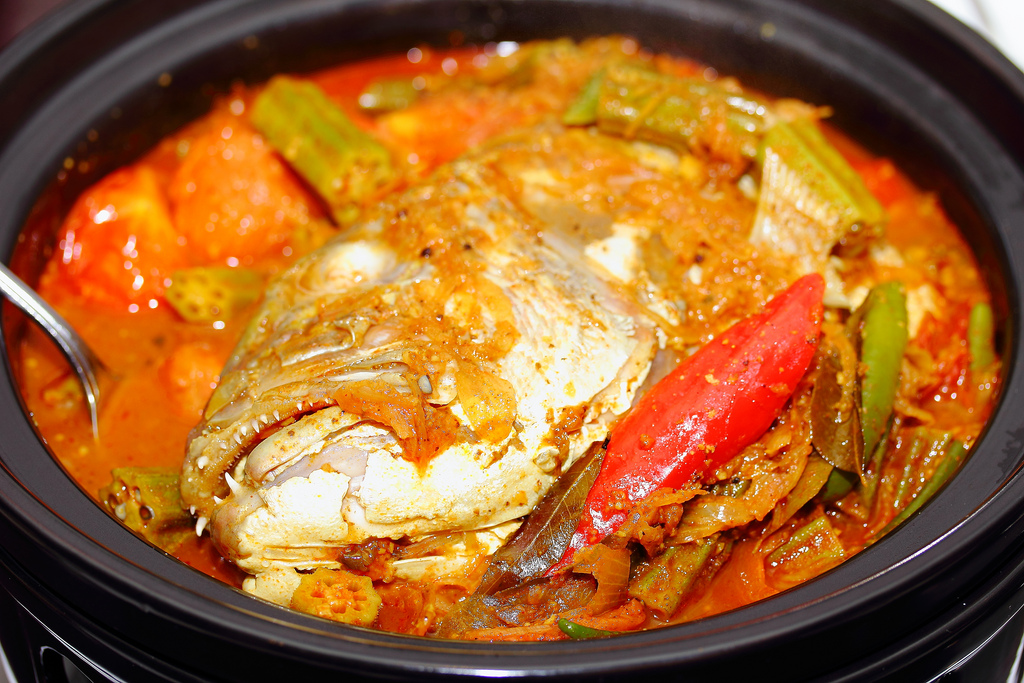 A Man Was Charged RM600 For 'Kepala Ikan' At A Popular