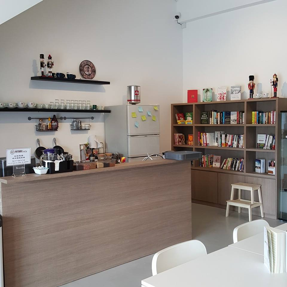 Image from Futari BookCafe