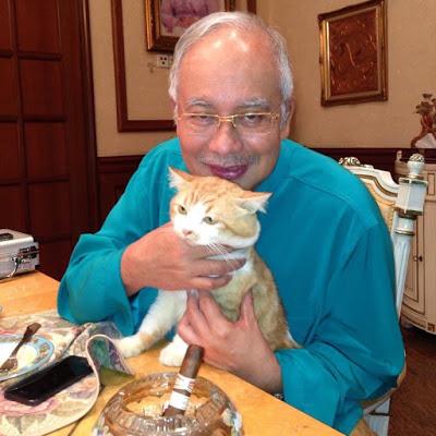 Image from Twitter/Najib Razak
