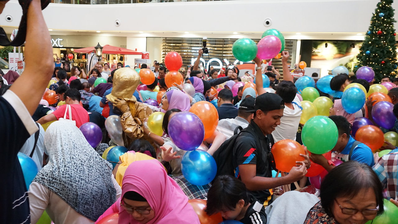 Image from Quill City Mall KL