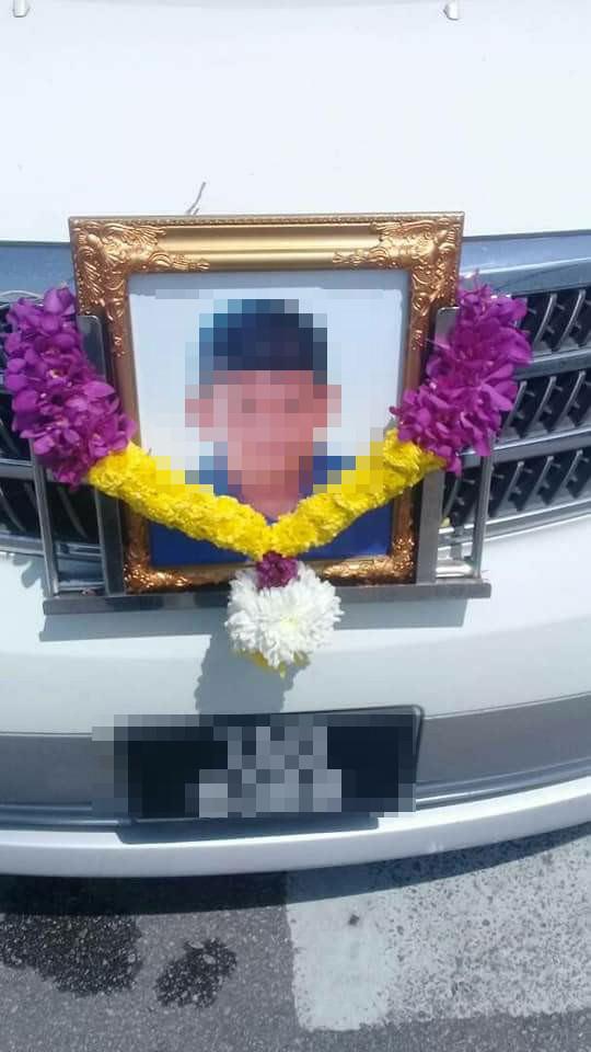 M. Arunasalam passed away on Monday night at the Melaka General Hospital.