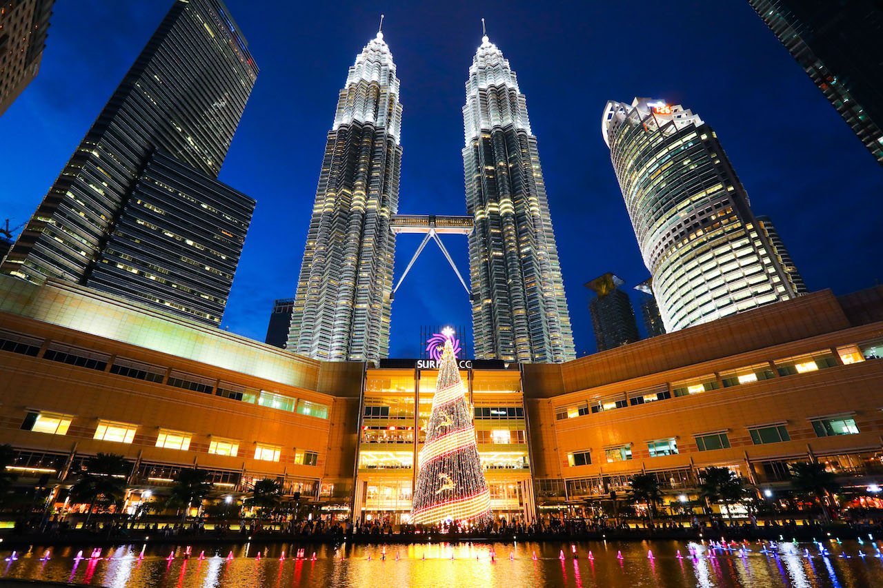 Image from KLCC