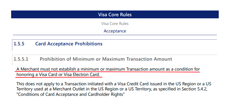 Image from Visa