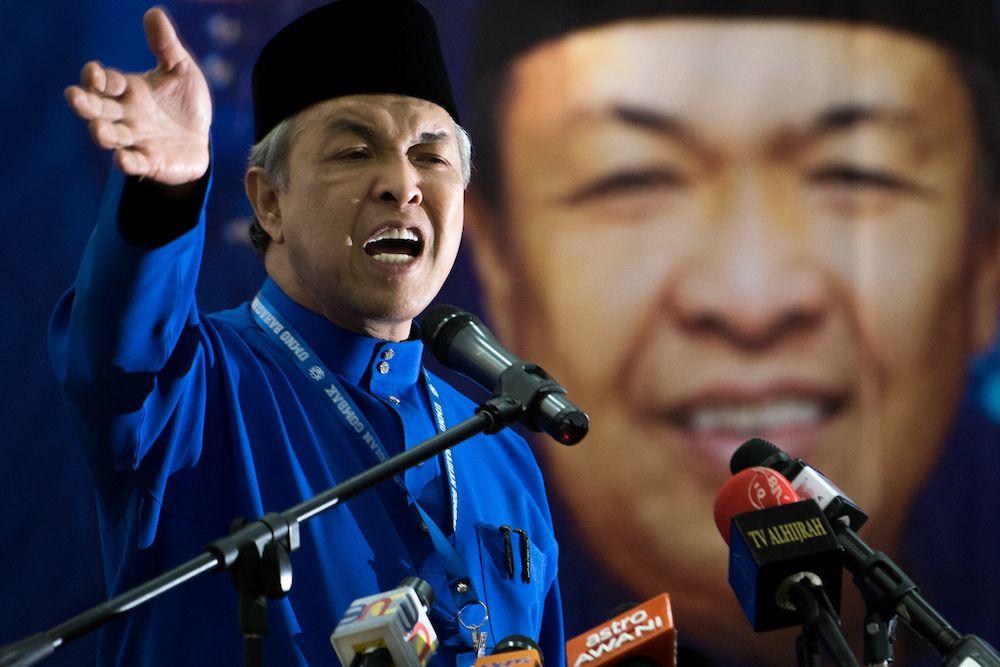 Deputy Prime Minister Dato' Seri Dr. Ahmad Zahid Hamidi