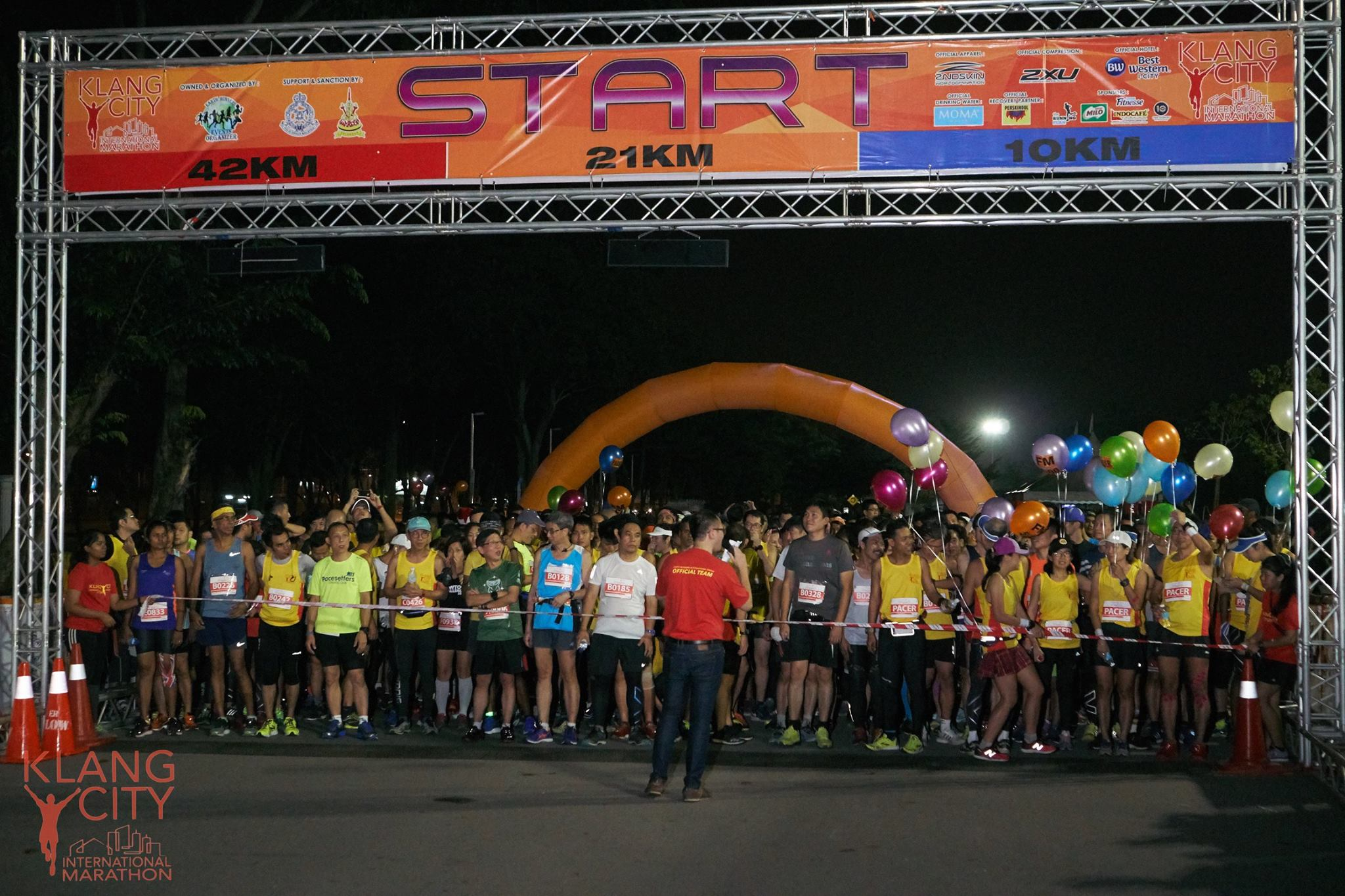 Image from Klang City International Marathon/Facebook