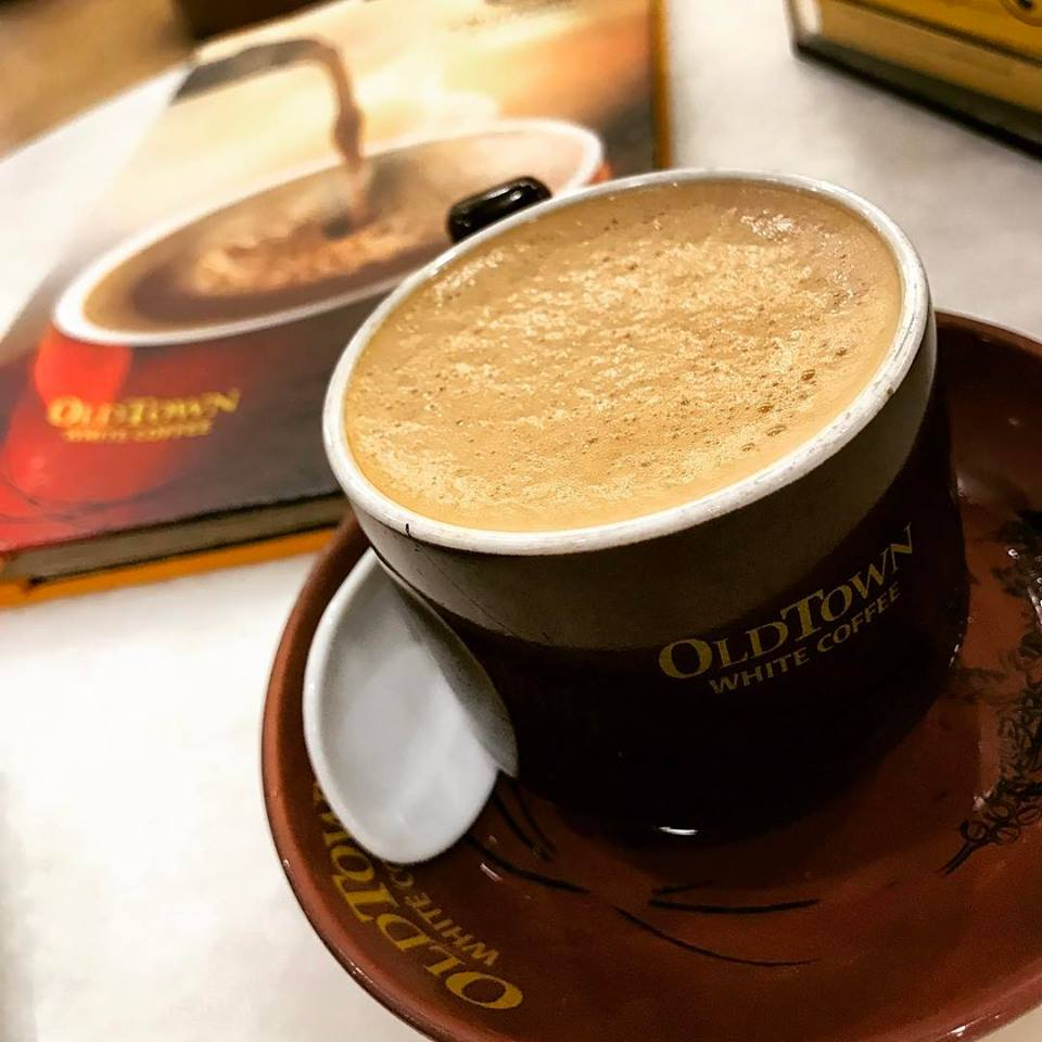 Image from OLDTOWN White Coffee Malaysia