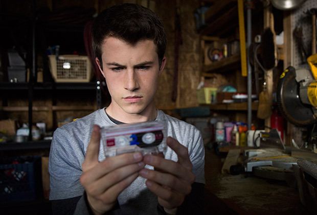 Promotional still from '13 Reasons Why'.
