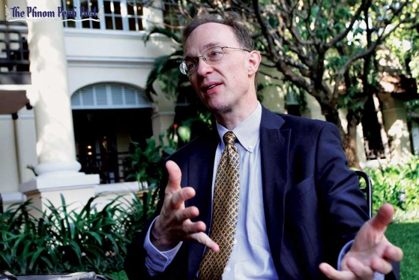 Ulrich Zachau, World Bank Director for Regional Partnerships, Malaysia, and Thailand.