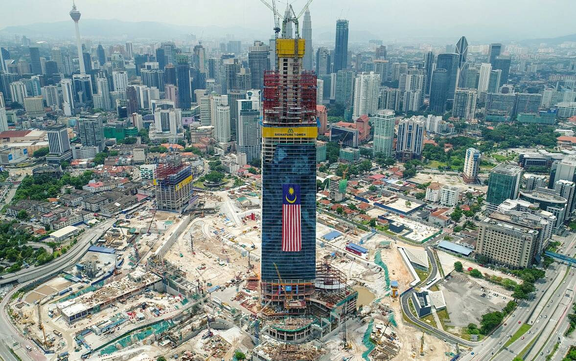 Photos Malaysia S The Exchange 106 Will Be The Tallest