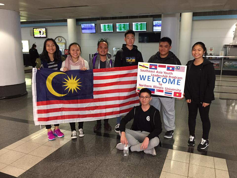 The selected Malaysian participants for SEAYLP 2017.