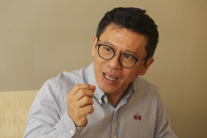 MCA publicity spokesperson Datuk Seri Ti Lian Ker