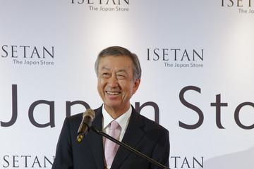 Japanese ambassador to Malaysia, Makio Miyagawa.