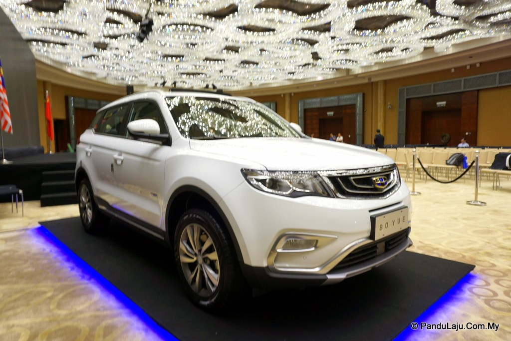 Proton Will Reportedly Launch Its First SUV Later This Year. Here\'s ...