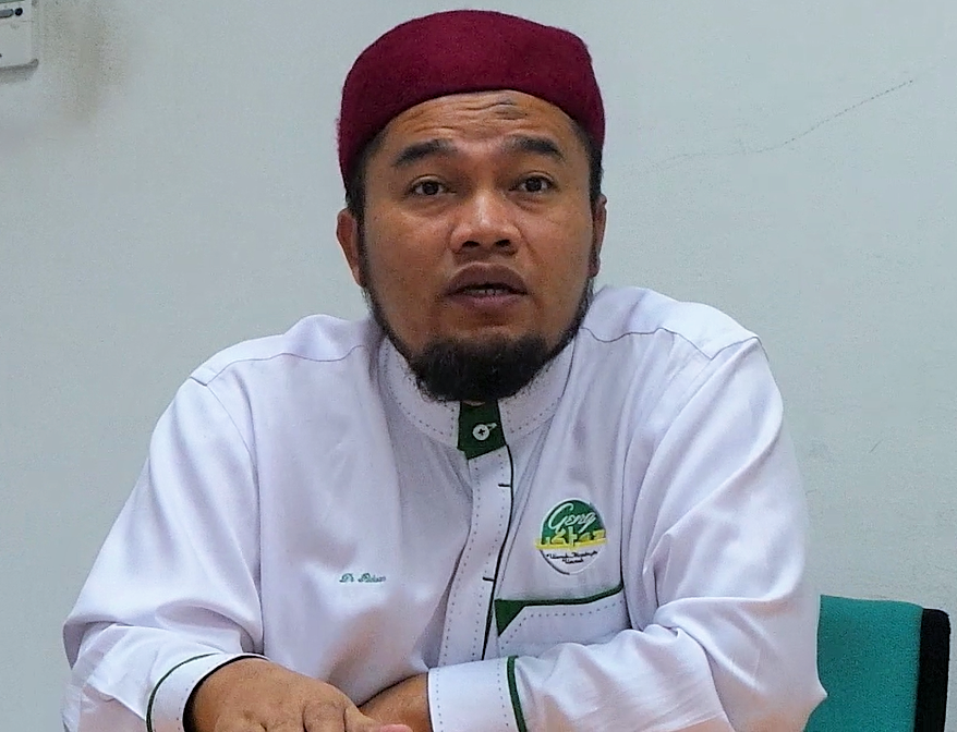PAS central committee member Dr. Ustaz Riduan Mohamad Nor.