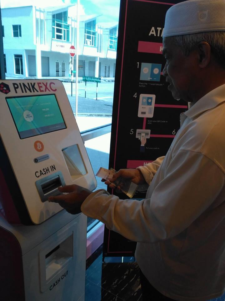 mesin bitcoin di malaezia