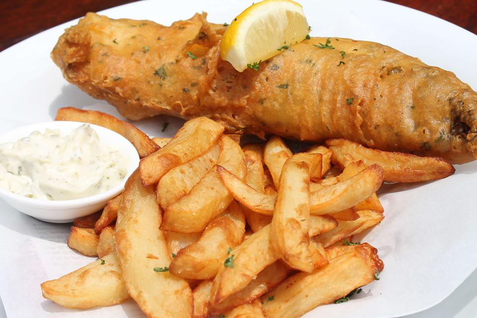 Image from The Magnificent Fish & Chips Bar