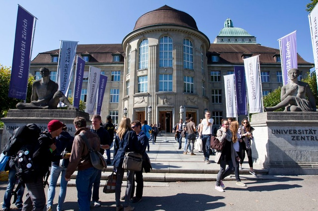 University of Zurich, Switzerland