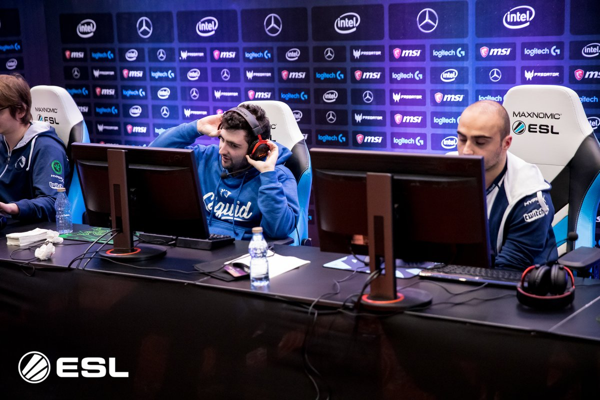 Team Liquid is one of the semifinalists