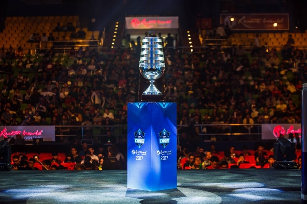 Image from ESL One